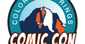 About the Con: Colorado Springs Comic Con 2018