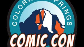 About the Con: Colorado Springs Comic Con 2018
