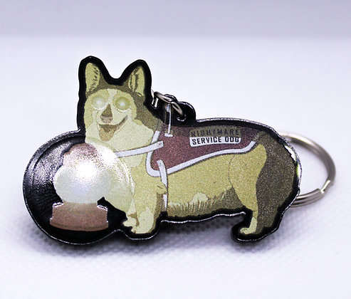 Corgi: Nightmare Service Dog