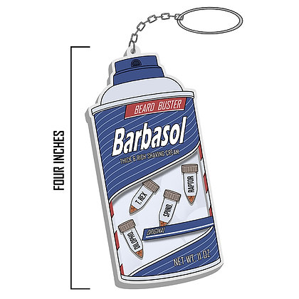 Barbasol Shaker Charm PRE-ORDER