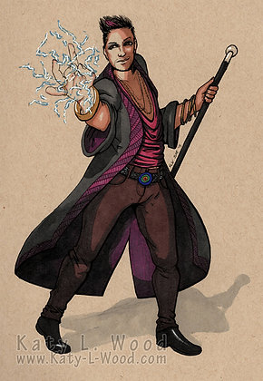 Magnus Bane Using Magic Original