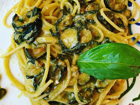 Spaghetti alla Nerano / Zucchini Pasta