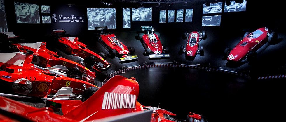 Milo's F1_Ferrari Museum