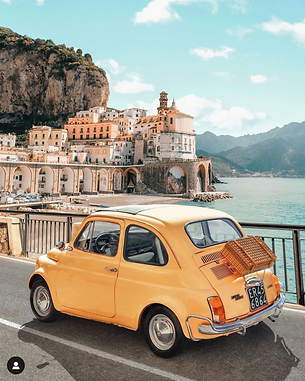 Fiat 500 Private Tours by Milo Tours