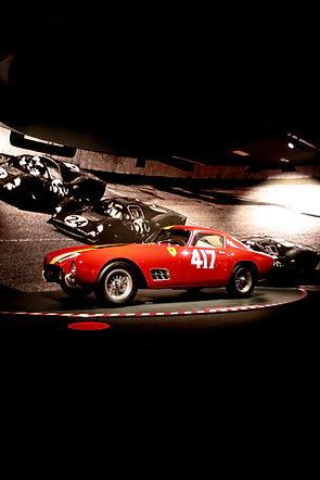 Milo's F1_Ferrari Museum Private Tours