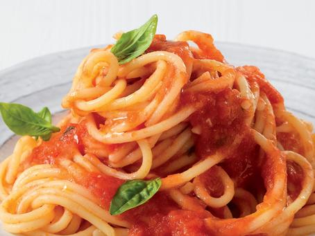 Pasta al Pomodoro Fresco / Fresh Tomato Pasta