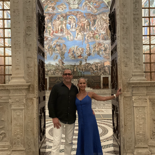 Vatican Exclusive Opening