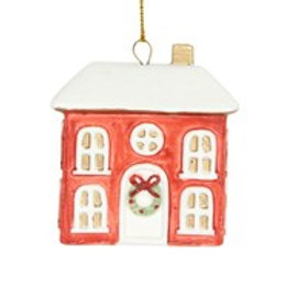 Red House Tree Decoration