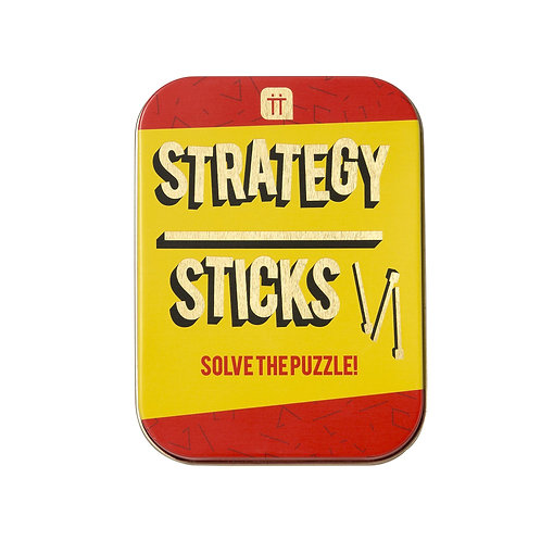 Fun In A Tin - Strategy Sticks