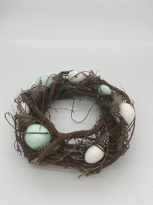 Small Egg Wreath
