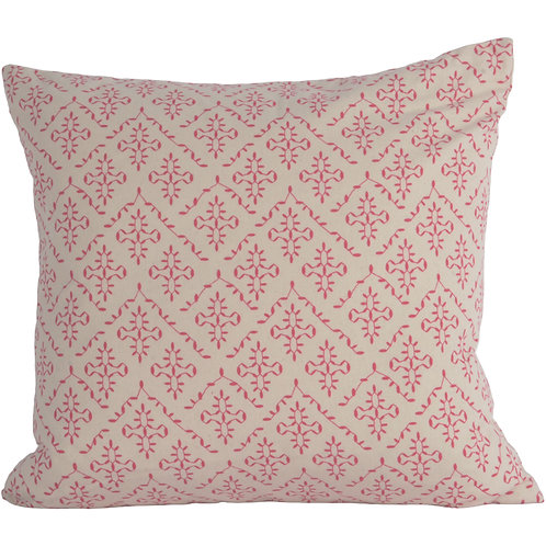 Square Cushion Lindos Magenta