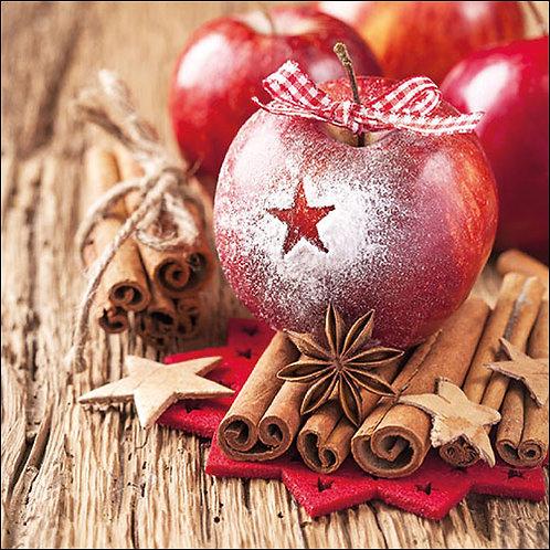 Apple & Cinnamon Napkin
