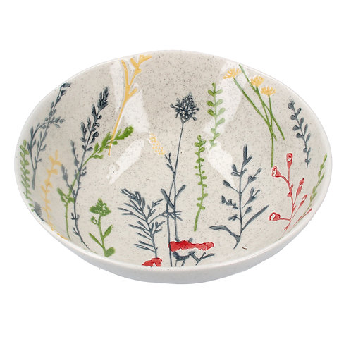 Ceramic Bowl - Meadow