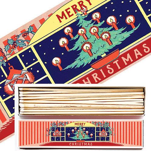 Long Christmas Matches