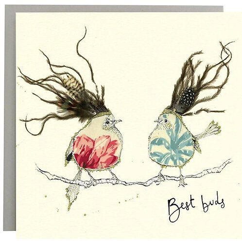Anna Wright Cards - Best Buds