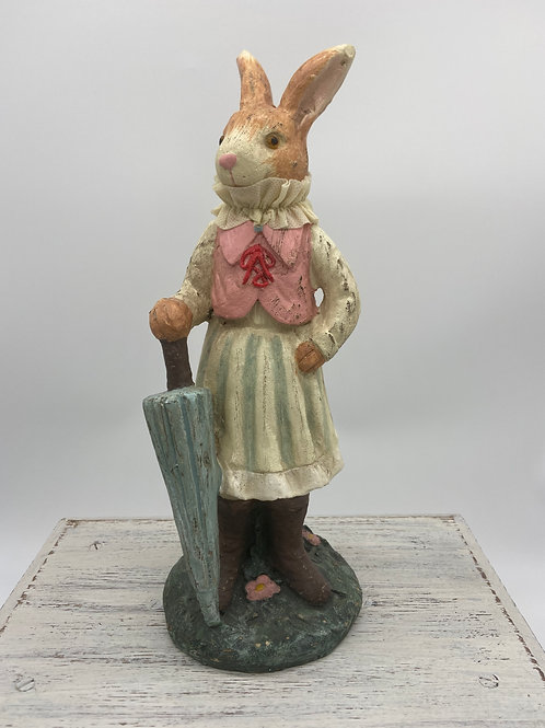 Mrs Rabbit