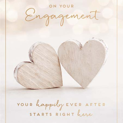 Card - On your Engagement