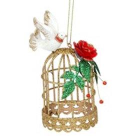 Birdcage Christmas Tree decoration