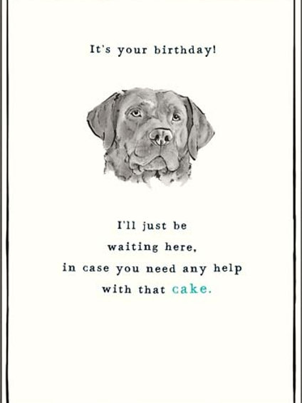 Card - It'sYour Birthday!