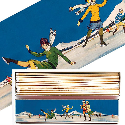 skiing Long Matches