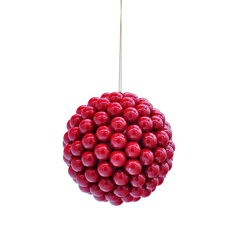Red Berry Bauble