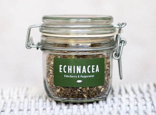 ECHINACEA OUR NUMBER ONE TEA!