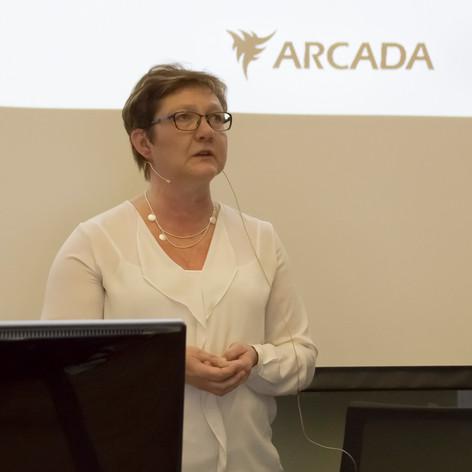 Keynote 2: Annikki Arola