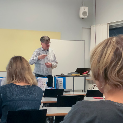 Workshop 1: Kommunikationsstigen