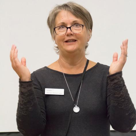 Keynote 1: Anna-Karin Mattiasson Evelind SPSM