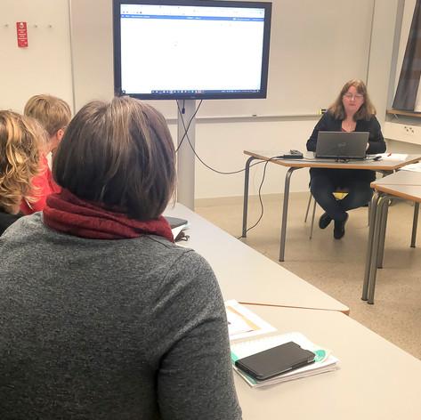 Workshop 7: Smarta verktyg, bättre resultat- projektet
