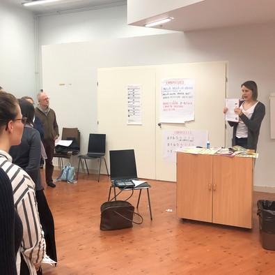 Workshop 8: Tillgänglig lek för alla med AKK