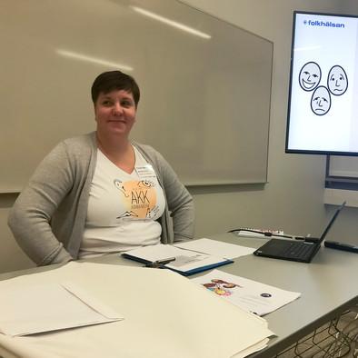 Workshop 7: Kommunikativ tillgänglighet på arbetsplatsen