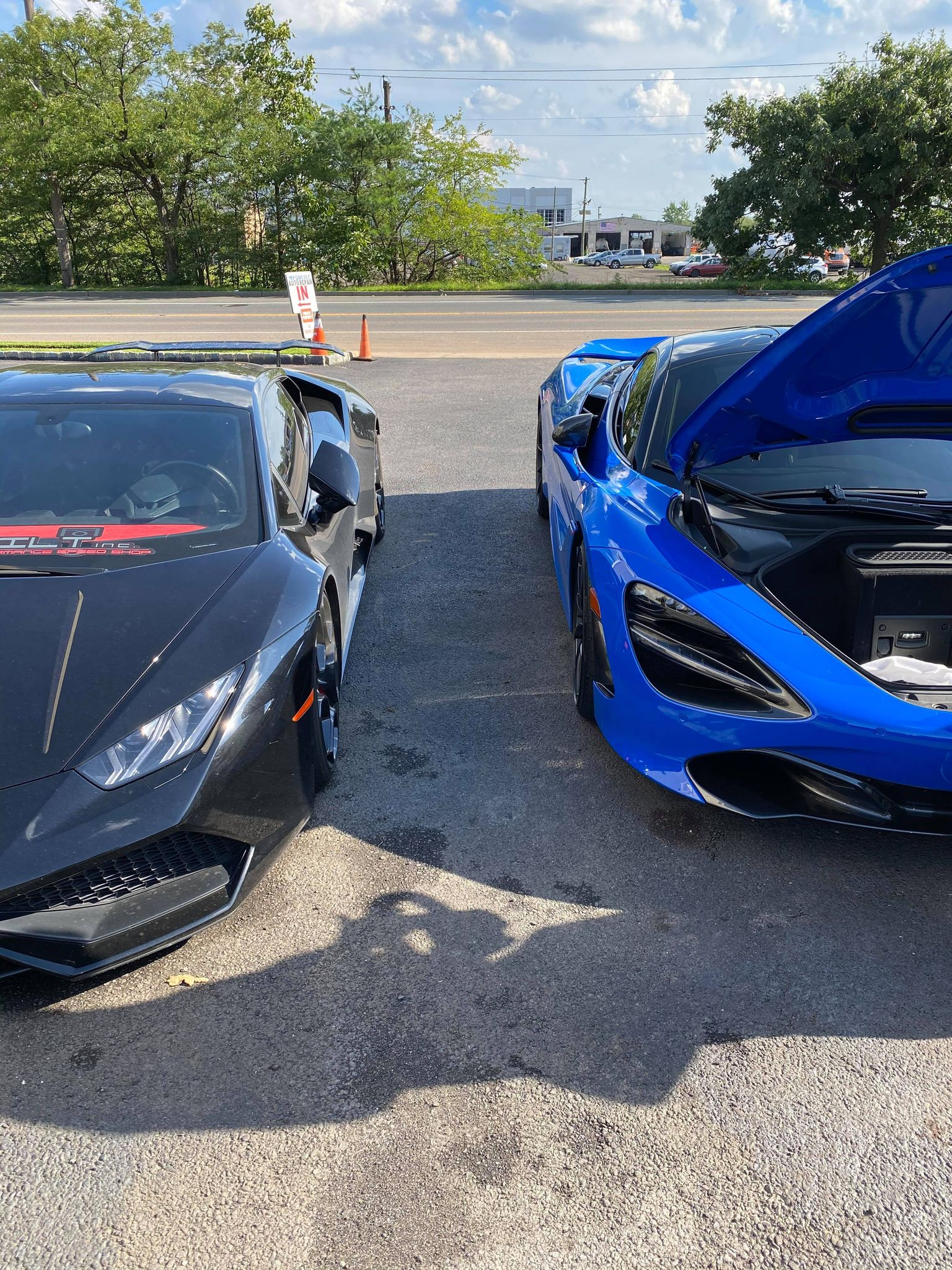 Marc and Kirill 720s