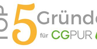 5 Gute Gründe für CG PUR