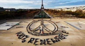 Ein historischer Tag in Paris