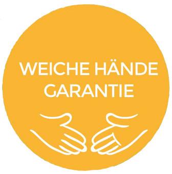 Weiche Hände Garantie
