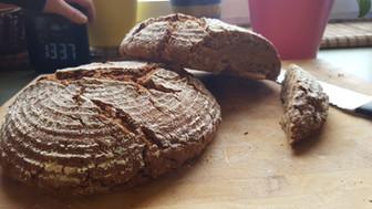 Köstliches Brot - ganz einfach selbstgemacht!