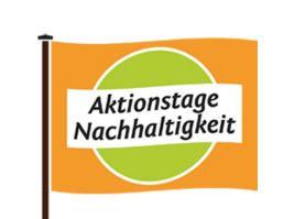 Save the Date: Aktionstage Nachhaltigkeit