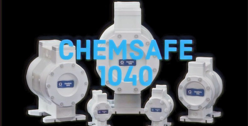 ChemSafe 1040 Air-Operated Double Diaphragm Pump