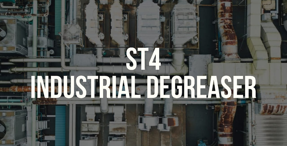 ST4 Industrial Degreaser 25L