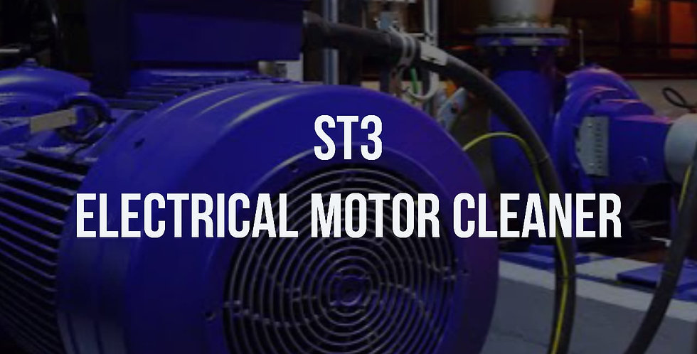 ST3 Electrical Motor Cleaner 25L