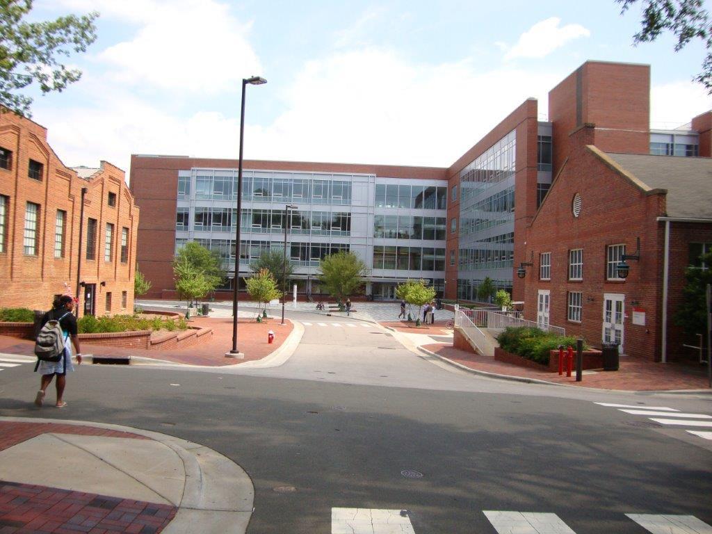 SAS Hall - NCSU