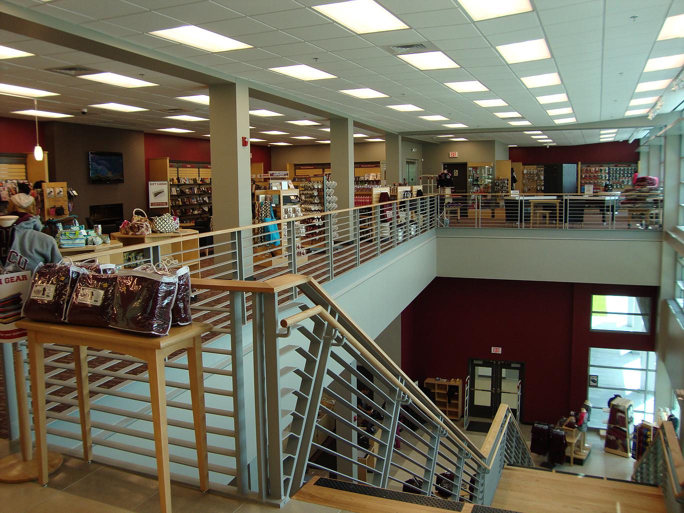 NCCU Retail Blg Bookstore - Durham