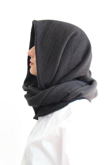 DOTTIE Hood in Black
