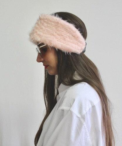 VELDA Headband in Pink