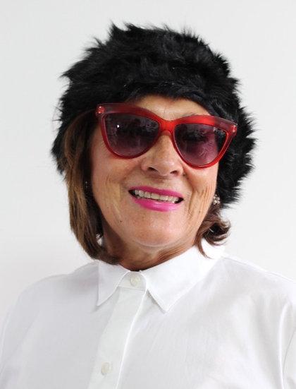 VELDA Headband in Black