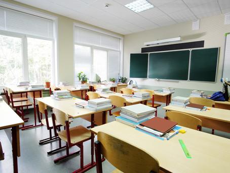 Calitatea aerului din sălile de clasă