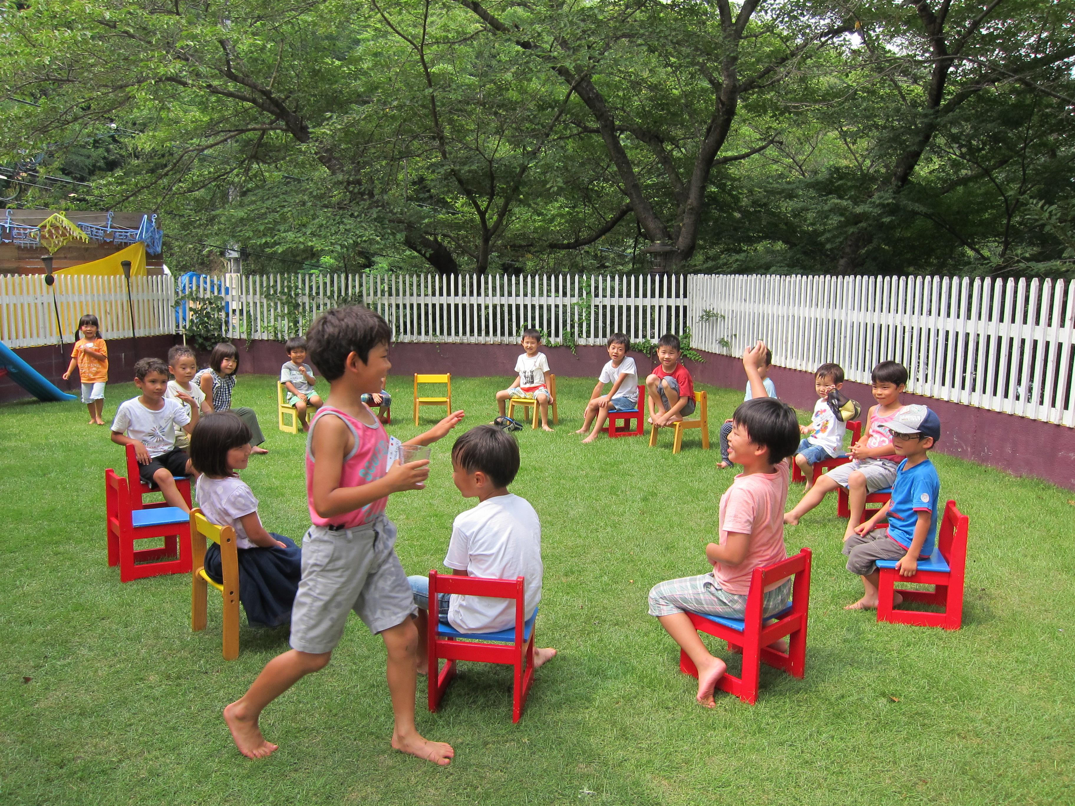 子ども英語キャンプ 岡山