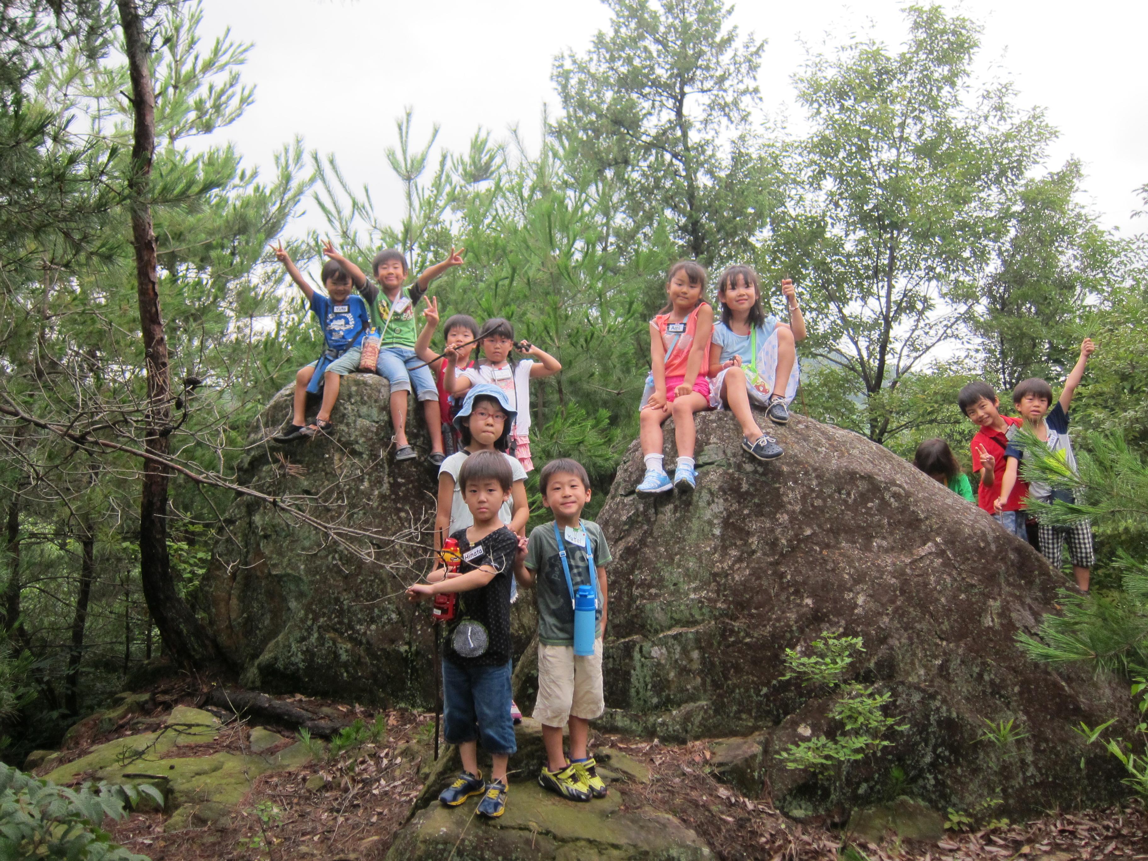summer fun in okayama