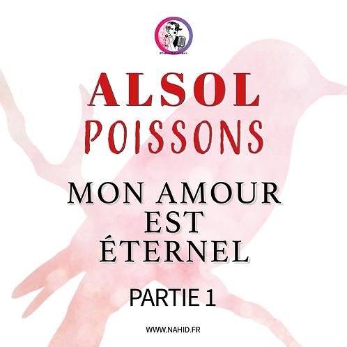 """POISSONS """"Mon amour est éternel"""" (PARTIE 1)   Les Archives #ALSOL"""
